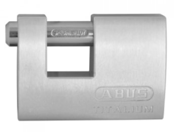 Abus Sliding Shackle Padlock 70mm 82TI/70