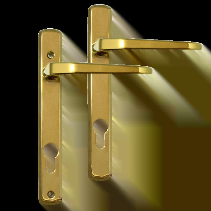 uPVC Door Handle No. 5
