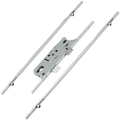 Fuhr 4 Roller Split Spindle 35x92