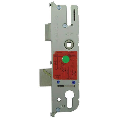 New Style GU / G-U Centre Case - 35 x 92 Split Spindle