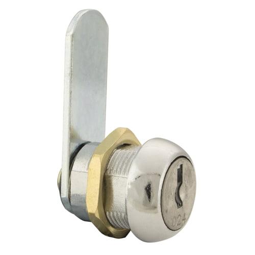 TSS Round Face Nut Fix Cam Lock