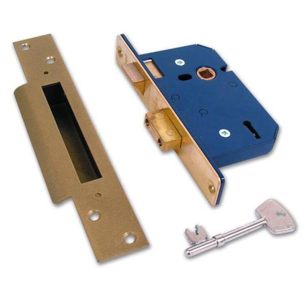 Willenhall Aluminium Door Lock