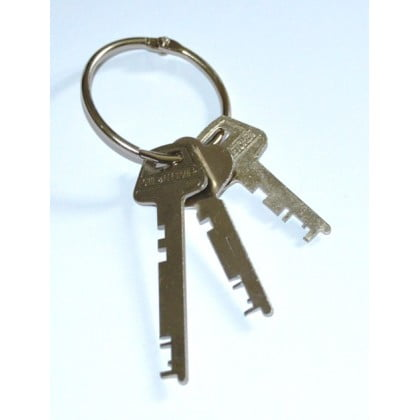 LF 3 Piece Master Key Set