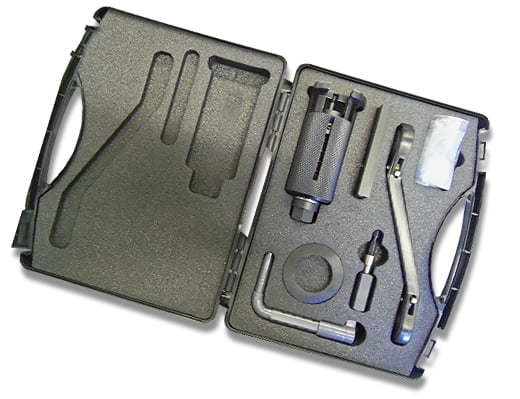 Locksmith Tools Lock Puller Black Carry Case Only