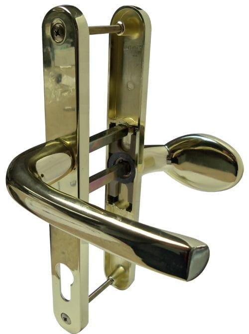 uPVC Door Handle No 8 Lever/Pad