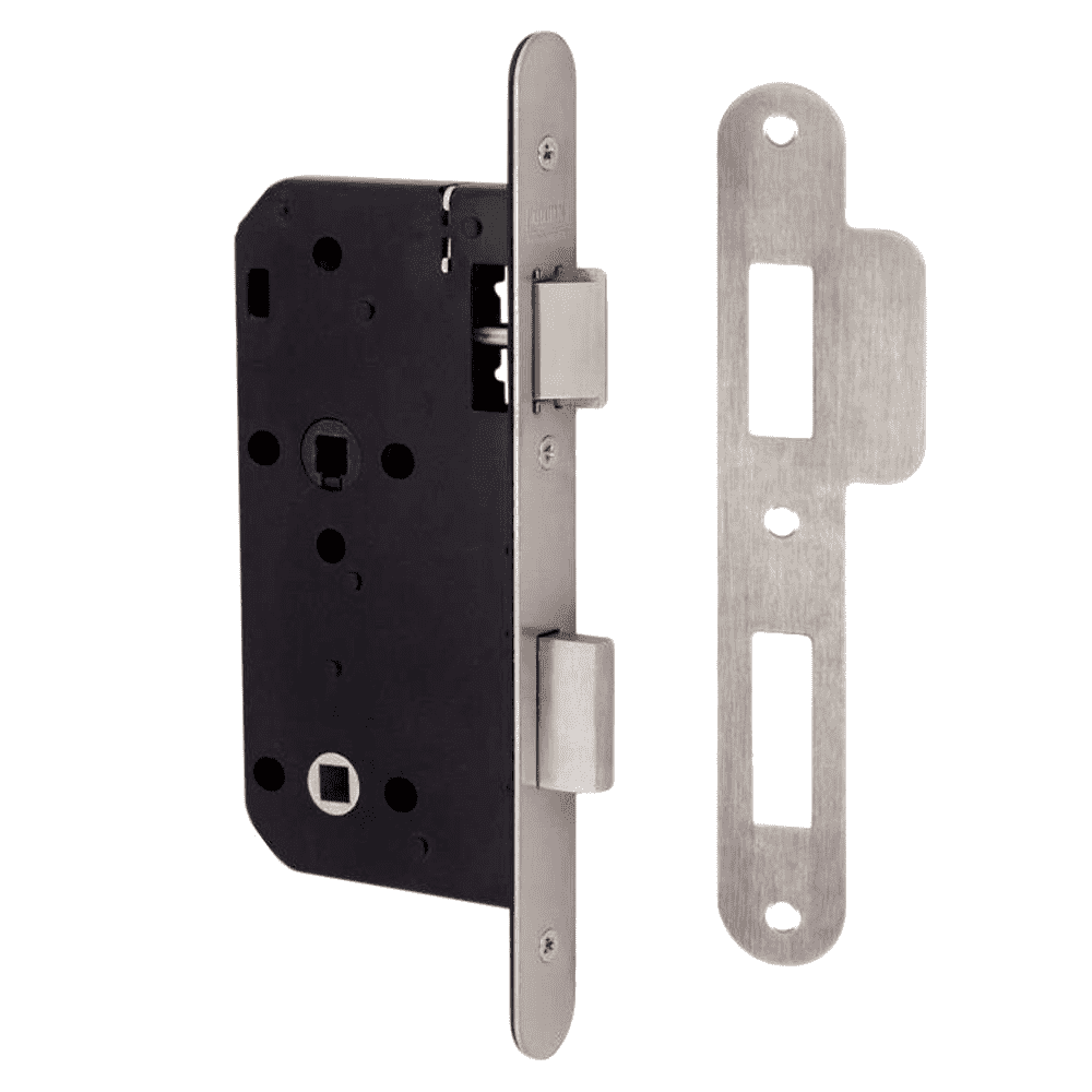 UNION J2C27 DIN Mortice Bathroom Lock