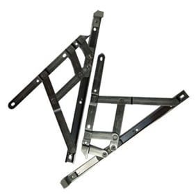 Side Hung Egress Easy Clean Fire Esc Friction Stays (pair)