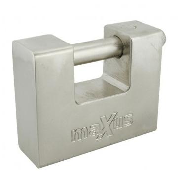 MAXUS MX64/80 ANVIL PADLOCK 84MM