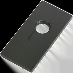 Lock Puller Base Plate (Euro Profile)