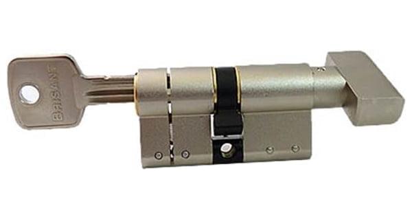 Brisant D Snap Safe / Anti Pick / Anti Drill / Anti Bump Thumb Turn Cylinder