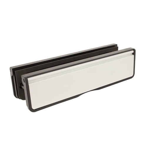 TSS Letterplate for Composite and Timber Doors - 10, 40-80mm Depth