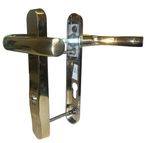 uPVC Door Handle No. 11 - **High Security**