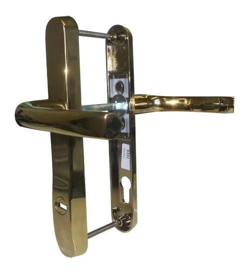 uPVC Door Handle No. 12 - **High Security**