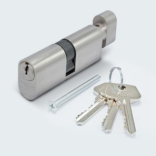 TSS Oval Key And Turn Cylinders