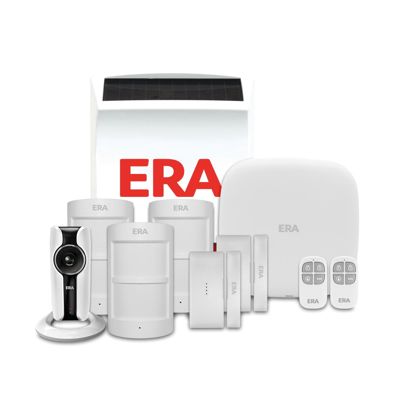 HomeGuard Pro Smart Home Alarm Kit 4