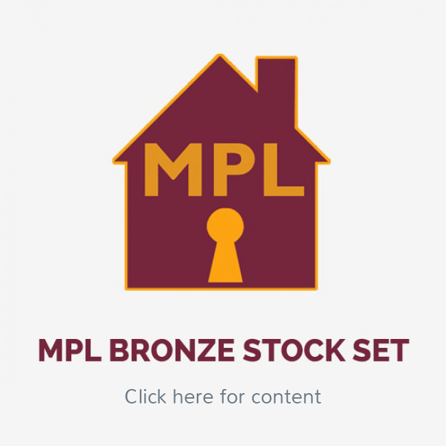 MPL Bronze Stock Set