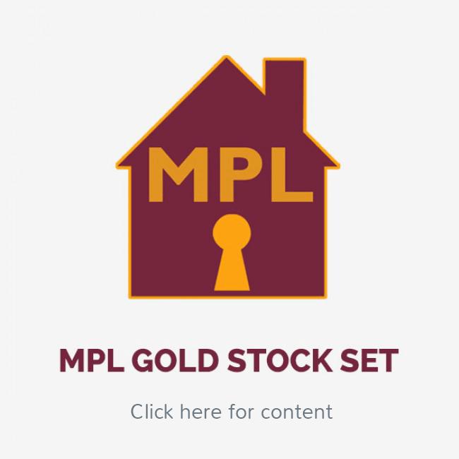 MPL Gold Stock Set