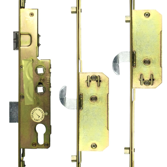 Avocet 2 Hook 2 Roller 35x92 (Old Gold Type)