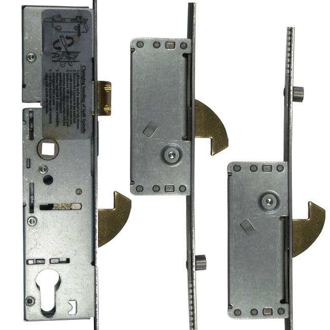 ERA / Saracen 2 Hook 2 Roller - Latch & Hook - 35x92