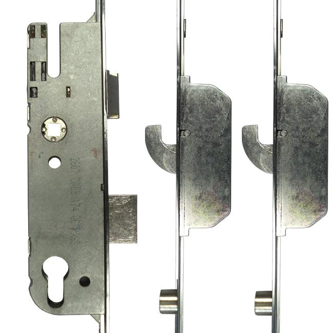 GU / G-U 2 Hook 2 Roller