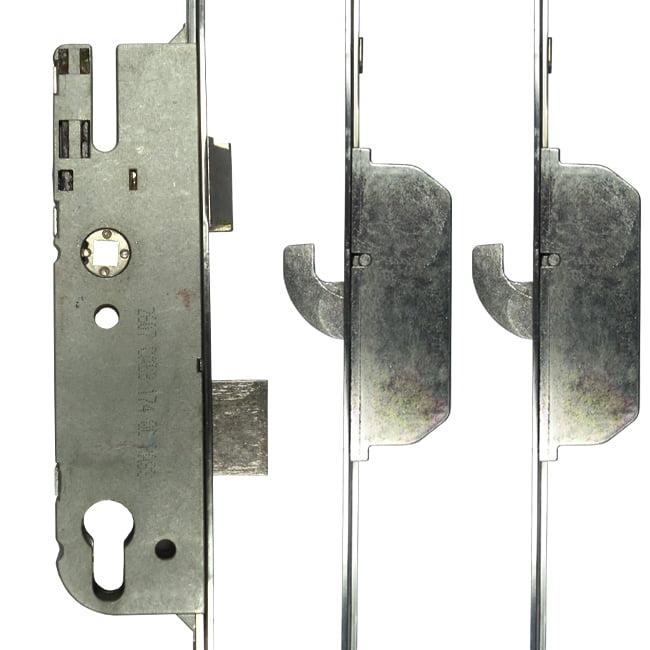 GU / G-U 2 Hook 2 Roller Short - 990mm Centres