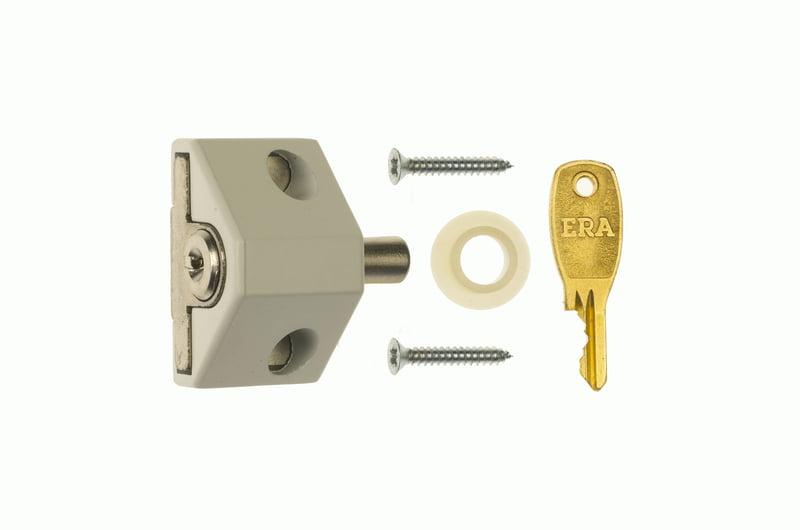 ERA Patio Door Push Lock