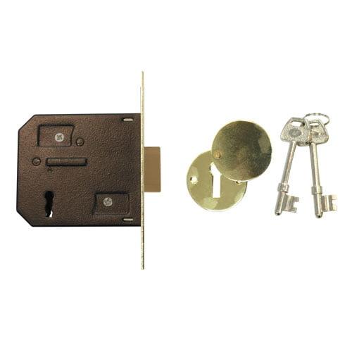 TSS 3 Lever Mortice Locks